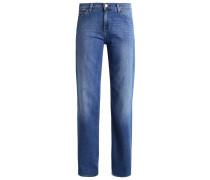 AUBERRY - Jeans Straight Leg - mid blue