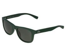 Sonnenbrille matt green