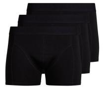 3 PACK Panties black