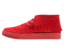 JOHNNY WOLF Sneaker high triple red