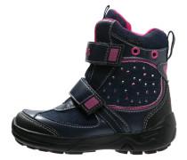 Snowboot / Winterstiefel dark blue/pink