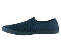 Sneaker low - petrol blue