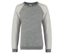 Sweatshirt dark grey melange