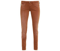 ALEXA Jeans Slim Fit copper