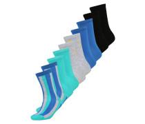 JAKORN 10 PACK - Socken - light grey melange