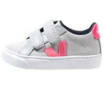 ESPLAR Sneaker low silver/rose fluo