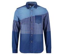 Hemd azul tinta