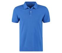 SOLID Poloshirt blue streak