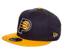 9FIFTY NBA TEAM INDIANA PACERS Cap blue/yellow