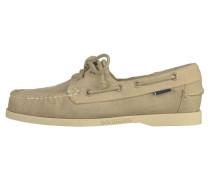 Bootsschuh - beige