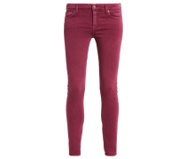 Jeans Slim Fit bordeaux