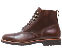 KENTON Schnürstiefelette burnished tobacco