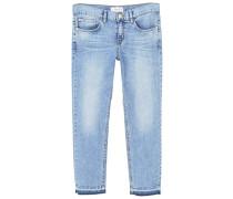 Jeans Straight Leg - blue