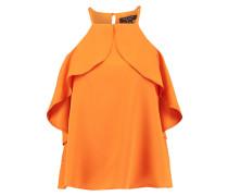 RITA RUFFLE - Bluse - bright orange