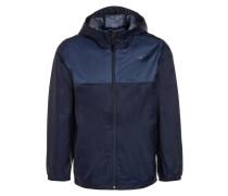 ZIPLINE Regenjacke / wasserabweisende Jacke cosmic blue
