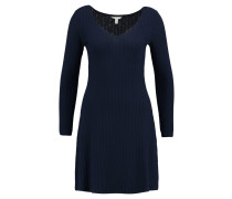 CANALE LISO - Strickkleid - dark blue