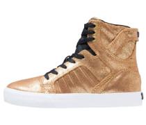 SKYTOP Sneaker high gold/black/white