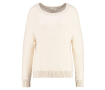 Strickpullover cream