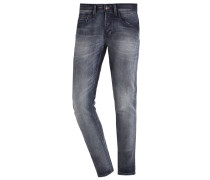BOLT - Jeans Slim Fit - dark-blue denim