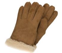 CLASSIC CARTER Fingerhandschuh chestnut