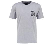 POWER CONTROL DECEPTION - T-Shirt print - grey marl