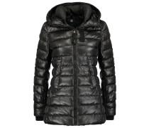 GStar WHISTLER SP HOODED SLIM COAT Winterjacke black