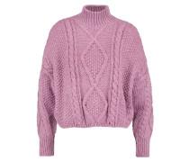 Strickpullover - bright pink