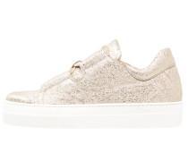 Sneaker low - ferrer platino