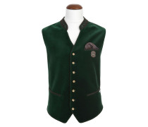 ACHILL Weste dark green