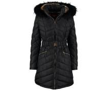 FABLE BIS - Wintermantel - noir