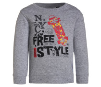 Sweatshirt mittelgrau
