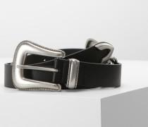 CLEAN WESTN - Taillengürtel - black