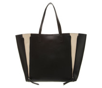 Shopping Bag black/creme