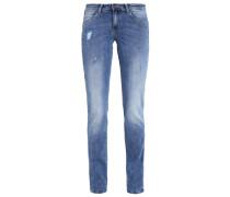 SARA Jeans Straight Leg mystery blue