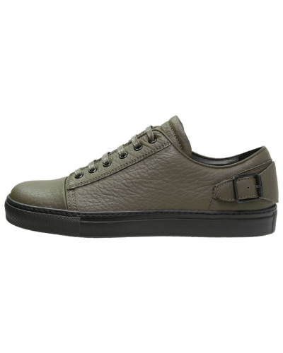belstaff herren dagenham sneaker low olive reduziert. Black Bedroom Furniture Sets. Home Design Ideas