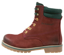 Trekkingboot red/green
