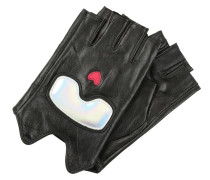 HOLIDAY Fingerhandschuh black