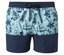 Badeshorts dark blue
