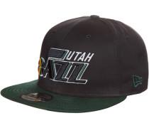 9FIFTY NBA TEAM UTAH JAZZ Cap blue/green