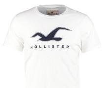 TECHNIQUE TShirt print bright white