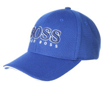 Cap open blue