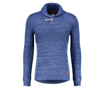 CRAIG Strickpullover blue
