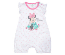MINNIE Jumpsuit white
