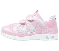STARSHINE Sneaker low rosa/türkis/silber