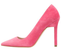 High Heel Pumps - flamingo