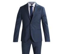 Anzug - blue melange