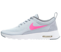AIR MAX THEA Sneaker low wolf grey/hyper pink/cool grey