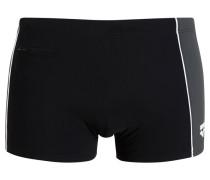 SENSITIVE Badehosen Pants black/asphalt/white