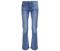 Flared Jeans blue