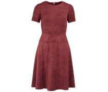 Cocktailkleid / festliches Kleid bordeaux